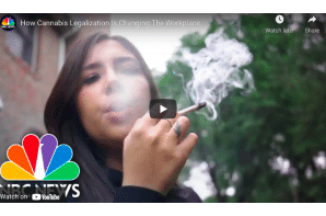 NBC News: How Cannabis Legalization Is Changing The Workplace